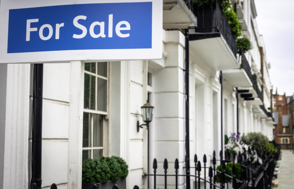 UK House Prices Boost