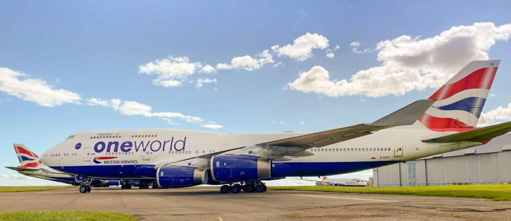British Airways retires all of its 747s